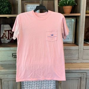 Southern Marsh front pocket shirt SZ S